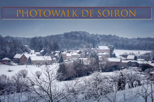 Le village de Soiron