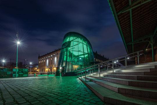 La photographie urbaine nocturne