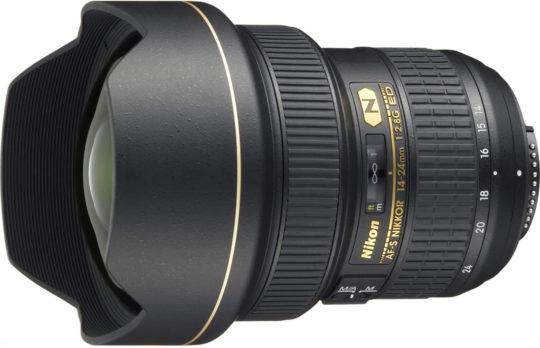 Objectif 14-24 Nikon
