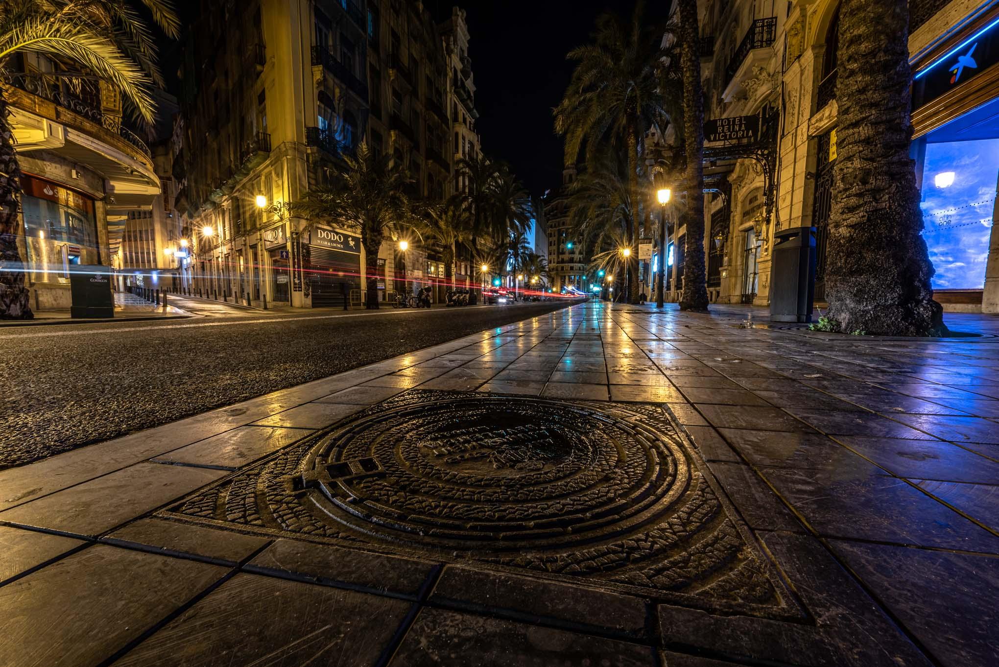 Valence la nuit est encore plus magnifique que le jour